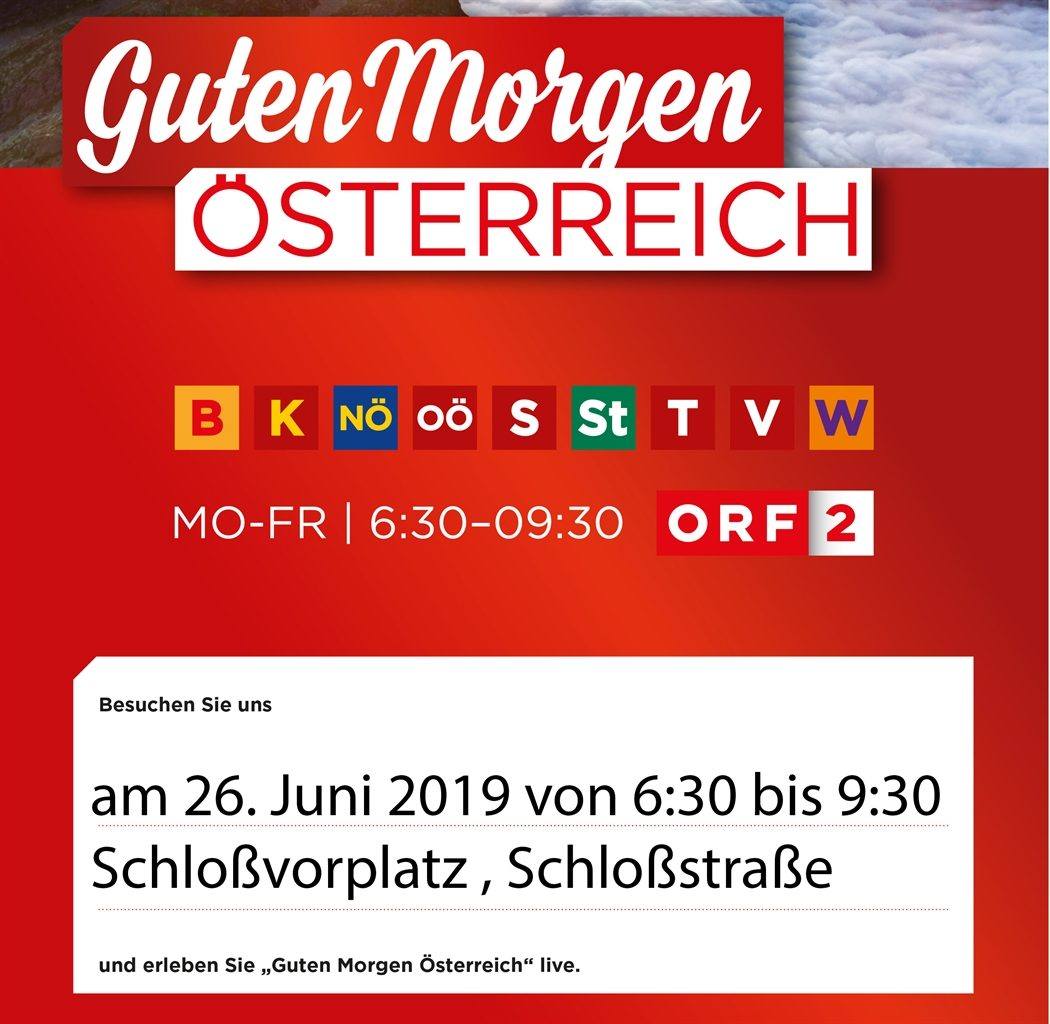 Guten Morgen österreich Sendung Kirchberg An Der Pielach